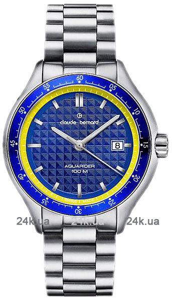 Наручные часы Claude Bernard Aquarider 70166 3BM BUJ