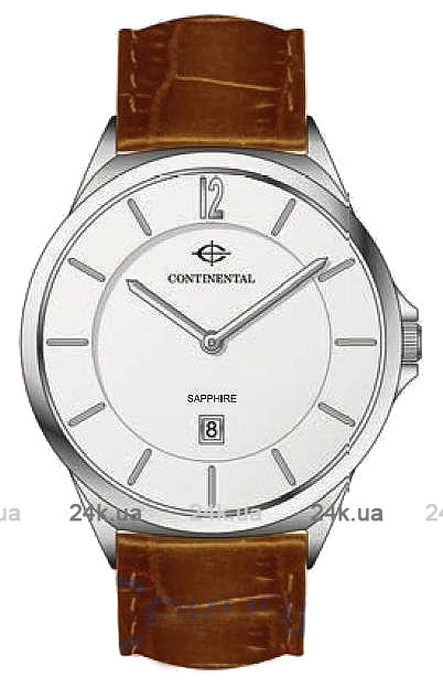 Наручные часы Continental Classic Statements 12500 12500-GD156730