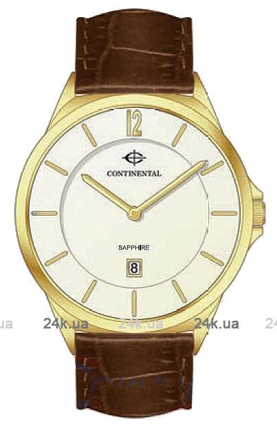 Наручные часы Continental Classic Statements 12500 12500-GD256230