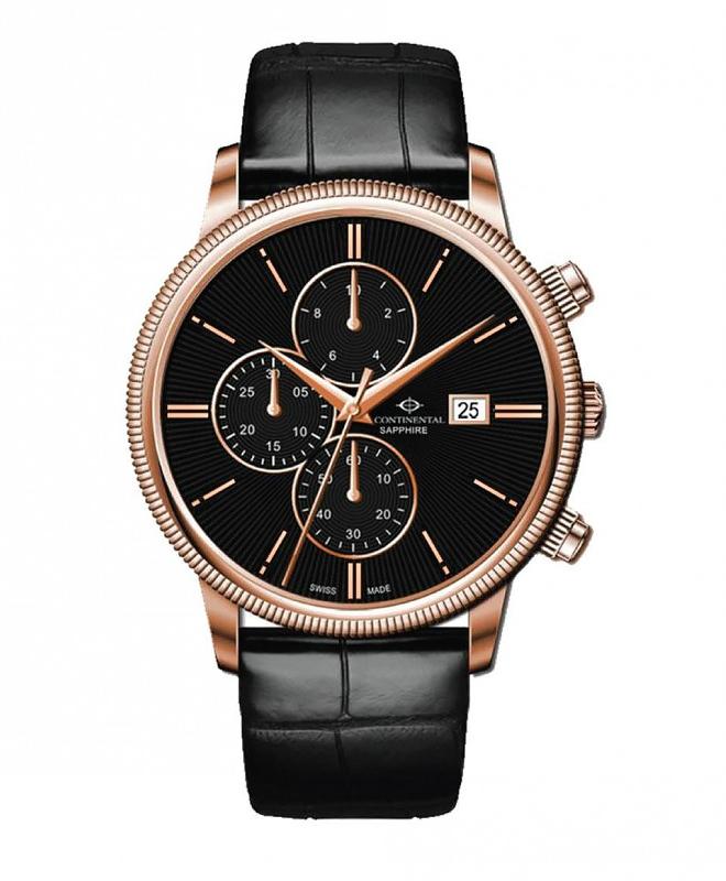 Наручные часы Continental Chrono 15201 15201-GC554430