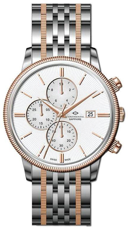Наручные часы Continental Chrono 15201 15201-GC815130