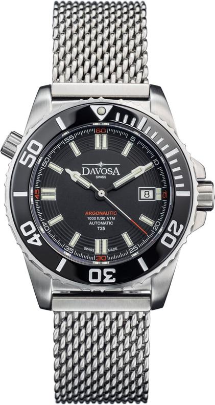 Наручные часы Davosa Argonautic Ceramic 161.520.10