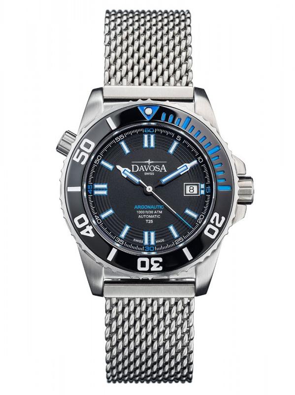 Наручные часы Davosa Argonautic Ceramic 161.520.40