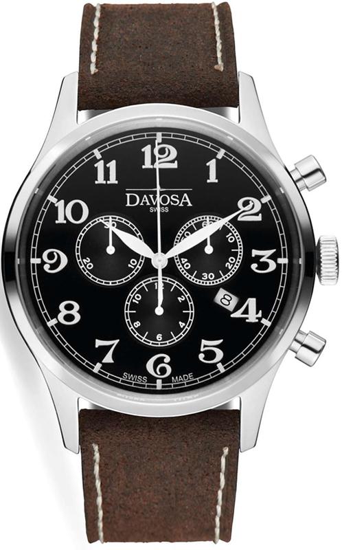 Наручные часы Davosa Heritage Chronograph 162.479.56