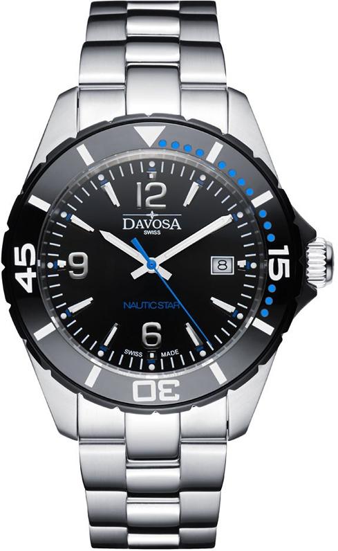 Наручные часы Davosa Nautic Star 163.472.45