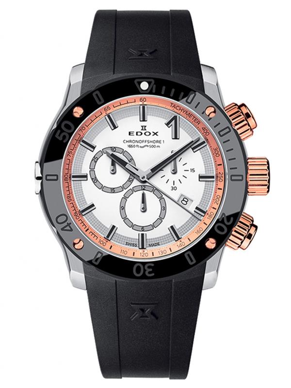 Наручные часы Edox Chronoffshore 1 10221 357R BINR