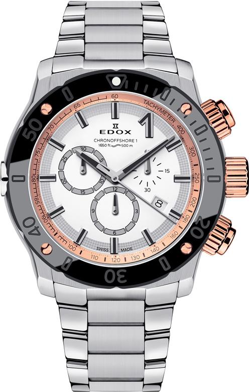 Наручные часы Edox Chronoffshore 1 10221 357RM BINR