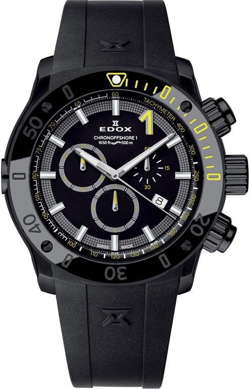Наручные часы Edox Chronoffshore 1 10221 37N NINJ