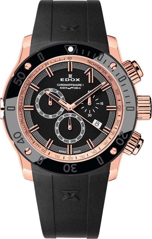 Наручные часы Edox Chronoffshore 1 10221 37R NIR