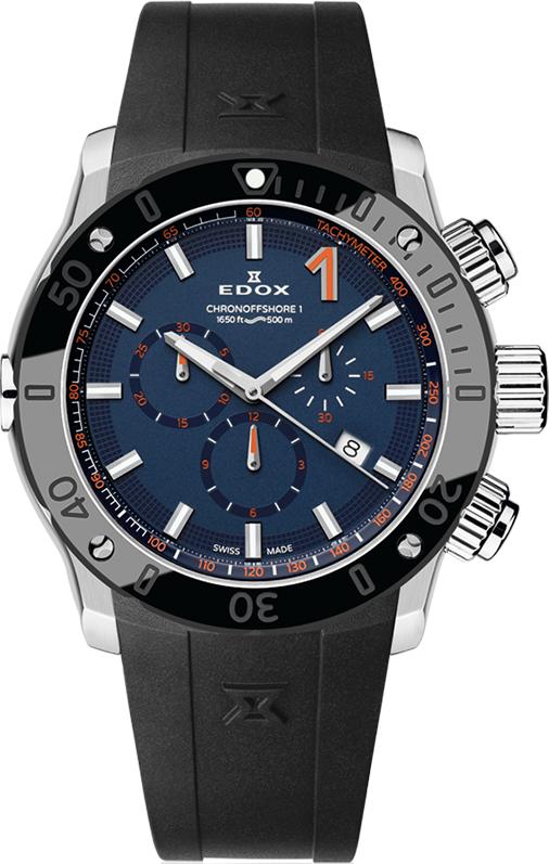 Наручные часы Edox Chronoffshore 1 10221 3N BUINO
