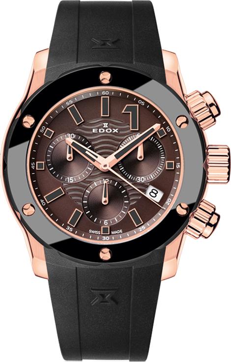 Наручные часы Edox Chronoffshore 1 10225 37R BRIR