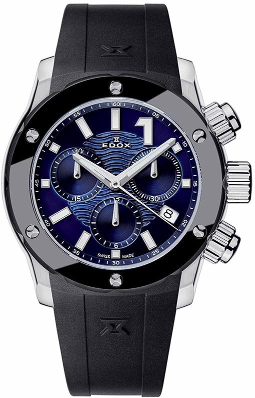 Наручные часы Edox Chronoffshore 1 10225 3N BUIN