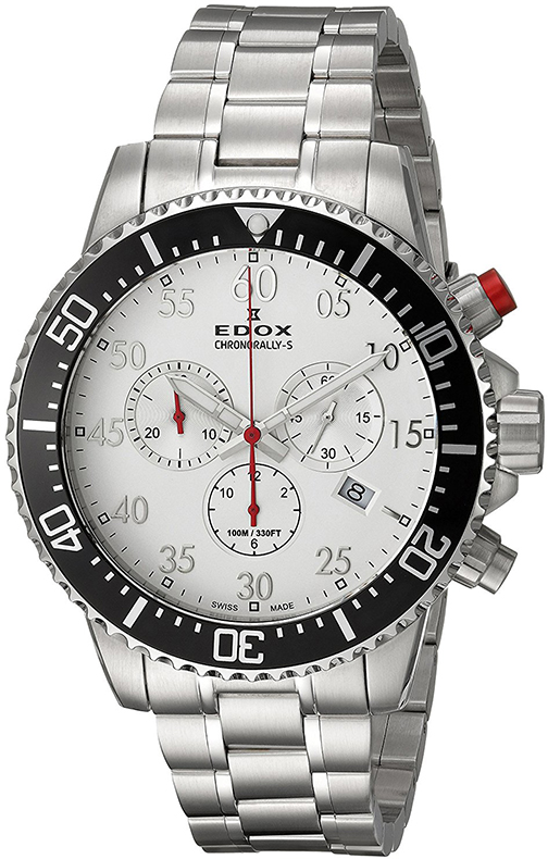 Наручные часы Edox Chronorally-S Chronograph 10227 3M ABN