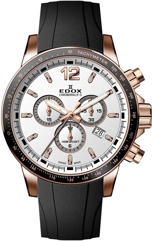 Наручные часы Edox Chronorally-S Chronograph 10229 37RCA AIR