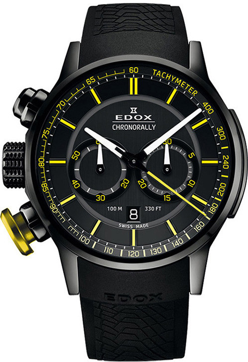 Наручные часы Edox Chronorally 10302 37NJ NOJ3