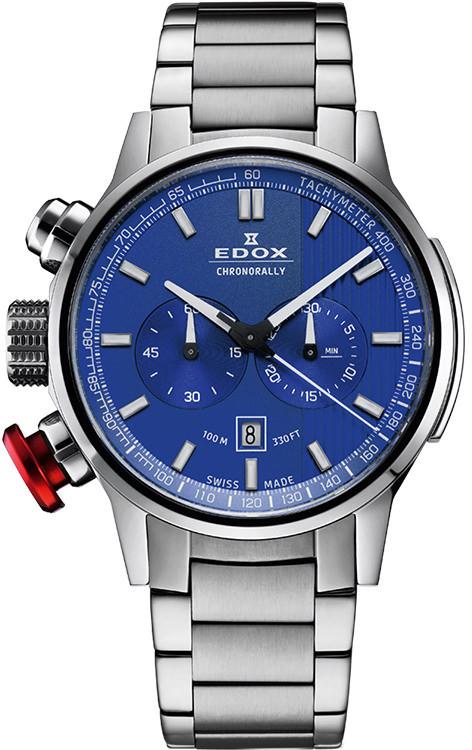 Наручные часы Edox Chronorally 10302 3M BUIN