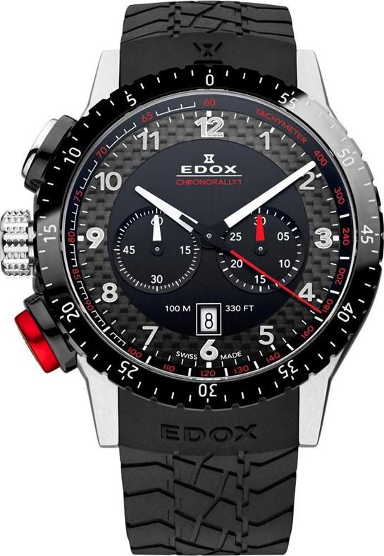 Наручные часы Edox Chronorally 1 Chronorally 10305 3NR