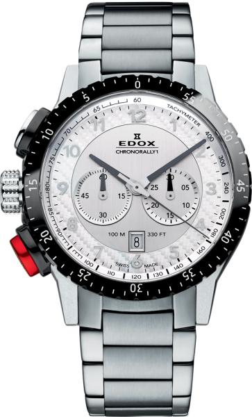 Наручные часы Edox Chronorally 1 Chronorally 10305 3NRM AN