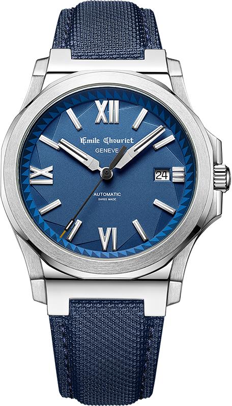 Наручные часы Emile Chouriet Ice Cliff 08.1170.G.6.6.98.2