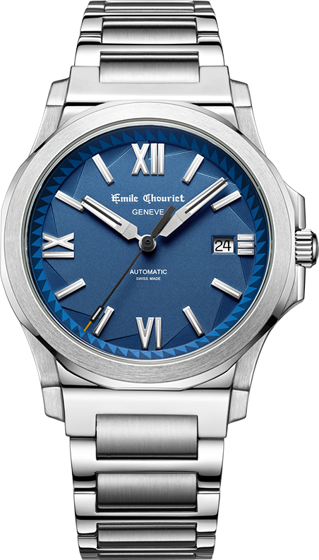 Наручные часы Emile Chouriet Ice Cliff 08.1170.G.6.6.98.6