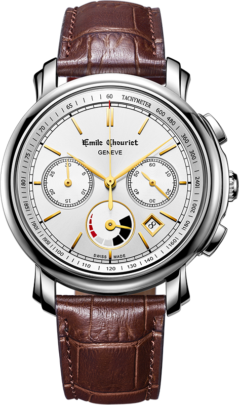 Наручные часы Emile Chouriet Lac Léman 16.1168.G42.6.8.28.2