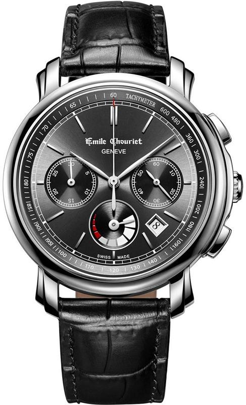 Наручные часы Emile Chouriet Lac Léman 16.1168.G42.6.8.68.2