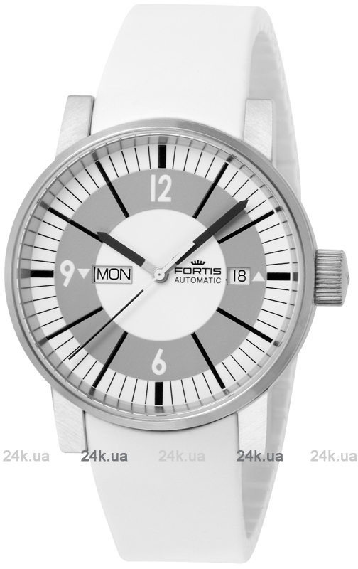Наручные часы Fortis Spacematic Classic Day Date 623.10.37 Si.02