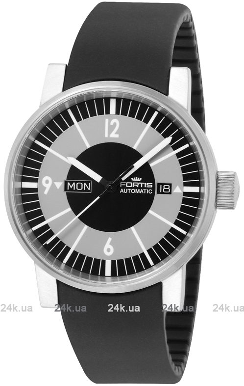 Наручные часы Fortis Spacematic Classic Day Date 623.10.38 Si.01