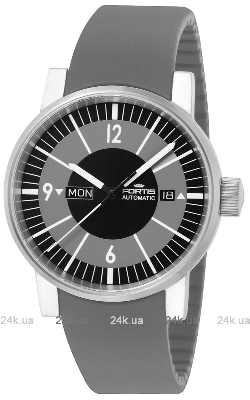 Наручные часы Fortis Spacematic Classic Day Date 623.10.38 Si.10