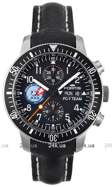 Наручные часы Fortis PC-7 Team 638.10.91 L.01