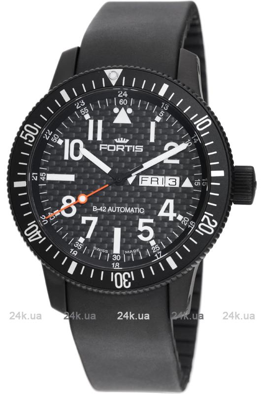 Наручные часы Fortis B42 Black Automatic 647.28.71 K