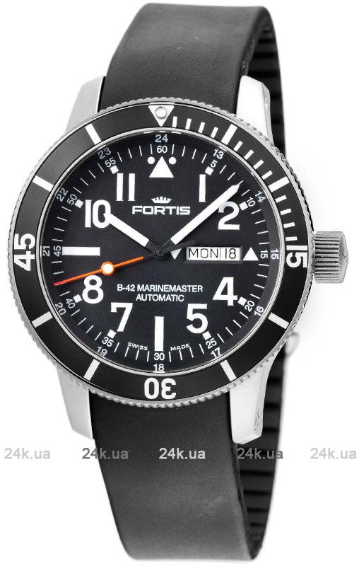 Наручные часы Fortis B 42 Diver Titanium Day/Date 647.29.41 K