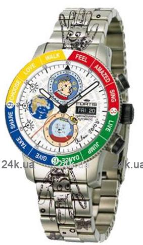 Наручные часы Fortis B-42 Occ Titan Chrono Andora Edition 659.27.92 MD