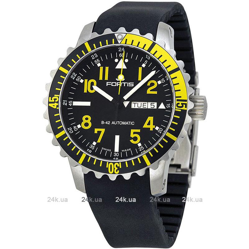 Наручные часы Fortis B42 Marinemaster Day/Date 670.24.14 K