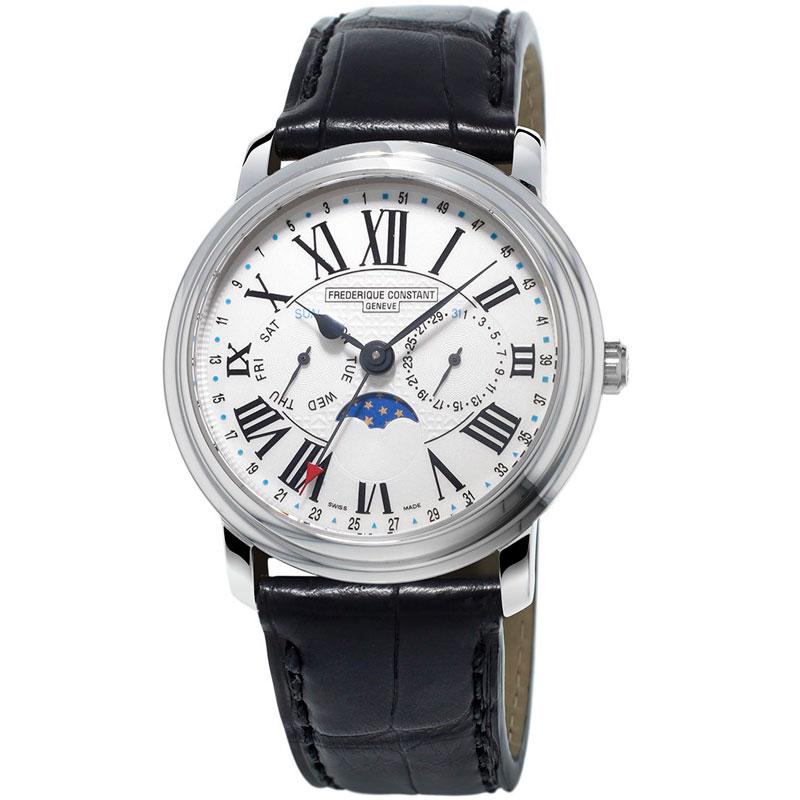 Наручные часы Frederique Constant Classics Business Timer FC-270M4P6