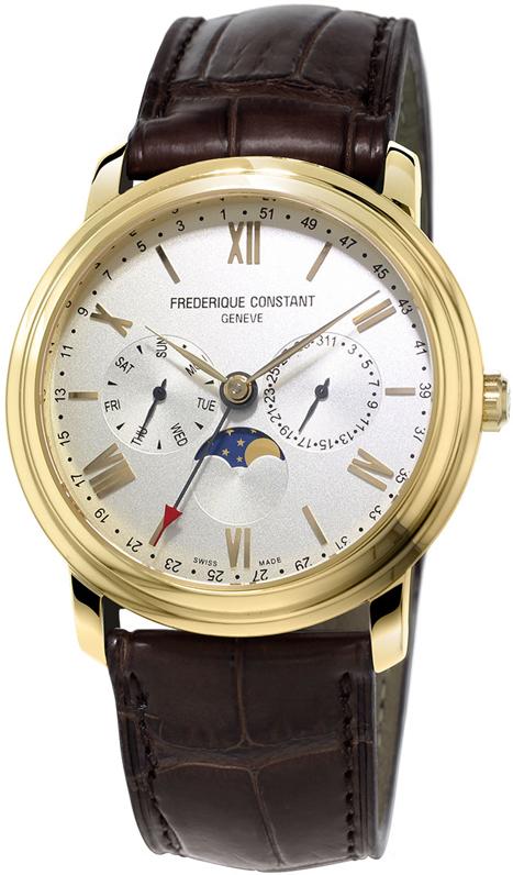 Наручные часы Frederique Constant Classics Business Timer FC-270SW4P5