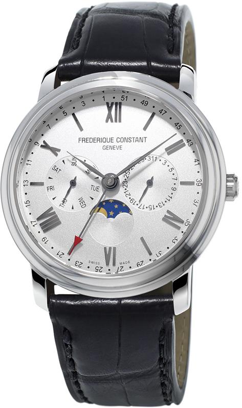 Наручные часы Frederique Constant Classics Business Timer FC-270SW4P6