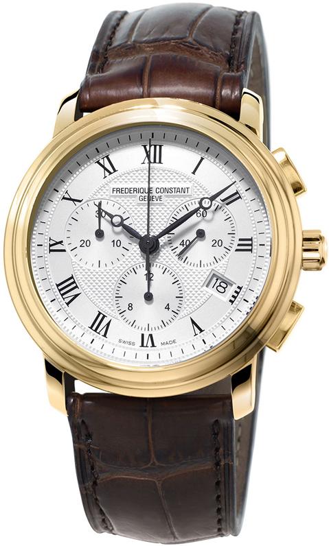 Наручные часы Frederique Constant Classic Chronograph FC-292MC4P5