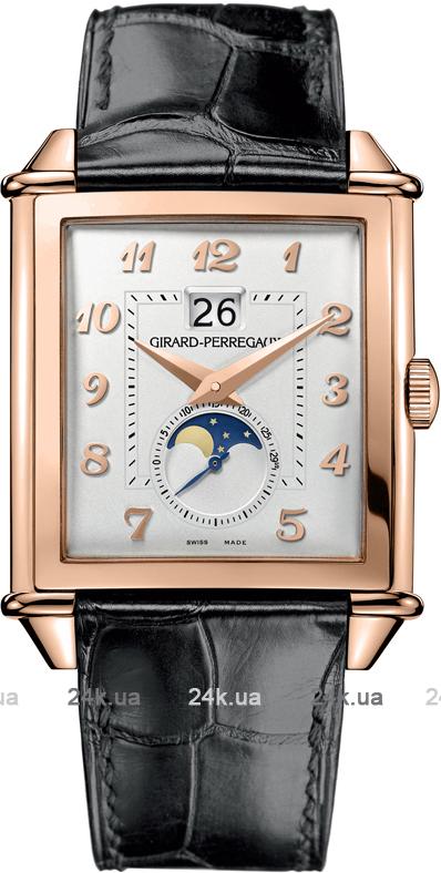 Наручные часы Girard Perregaux Vintage 1945 Large Date Moon Phases 25882.52.121.BB6B