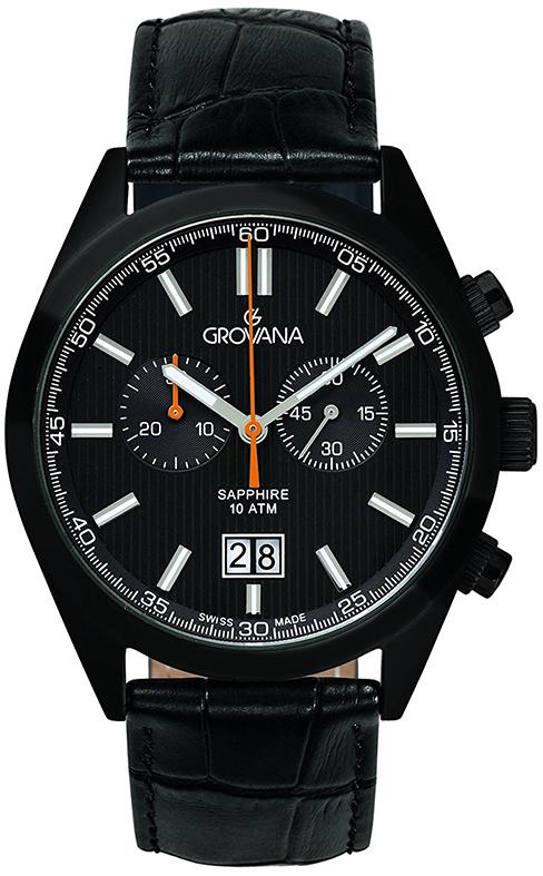 Наручные часы Grovana Chronograph 1294.9577