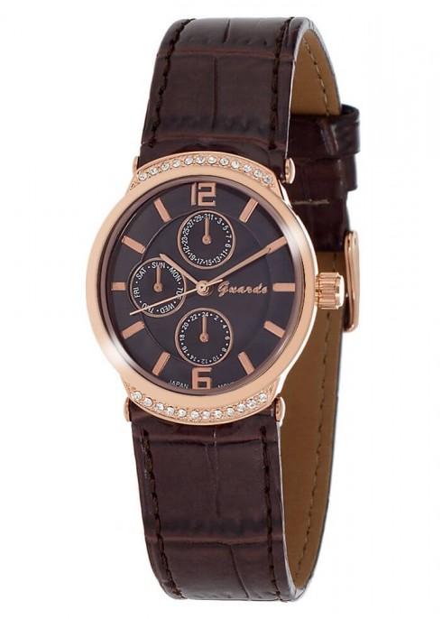 Наручные часы Guardo 1542 01542 RgBrBr