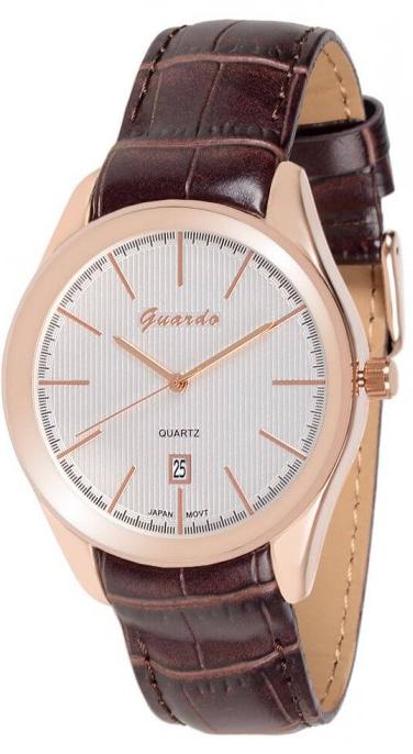 Наручные часы Guardo 1903 01903 RgWBr