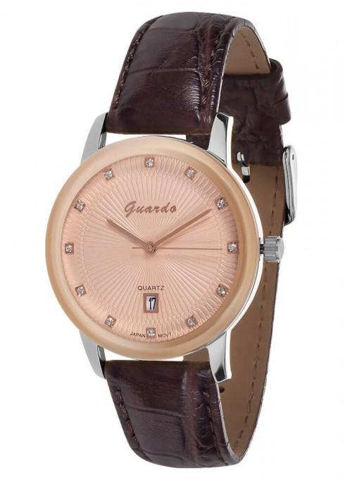 Наручные часы Guardo 10595 10595 RgsRgBr