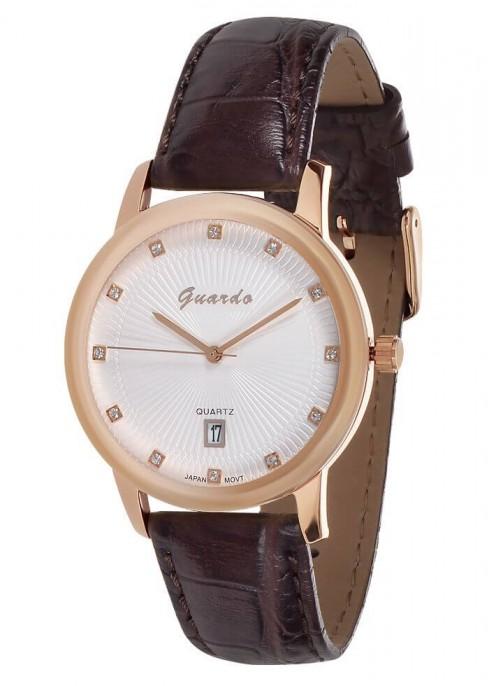 Наручные часы Guardo 10595 10595 RgWBr