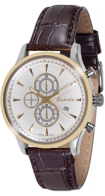Наручные часы Guardo 10602 10602 GsWBr