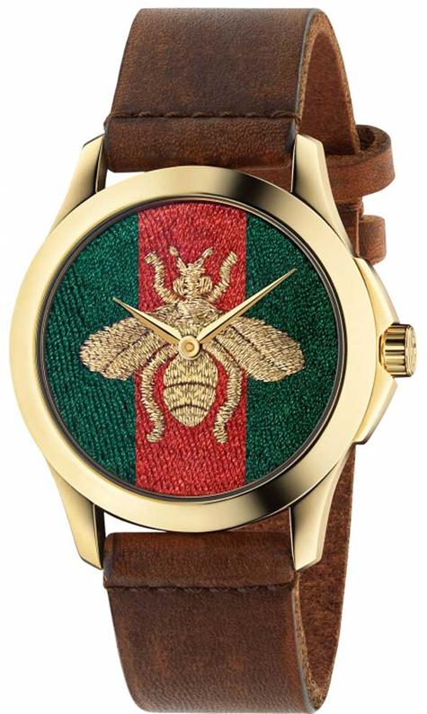 Наручные часы Gucci G-Timeless YA126451