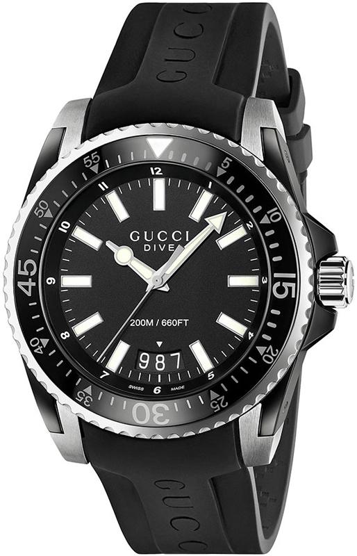 Наручные часы Gucci Dive YA136204