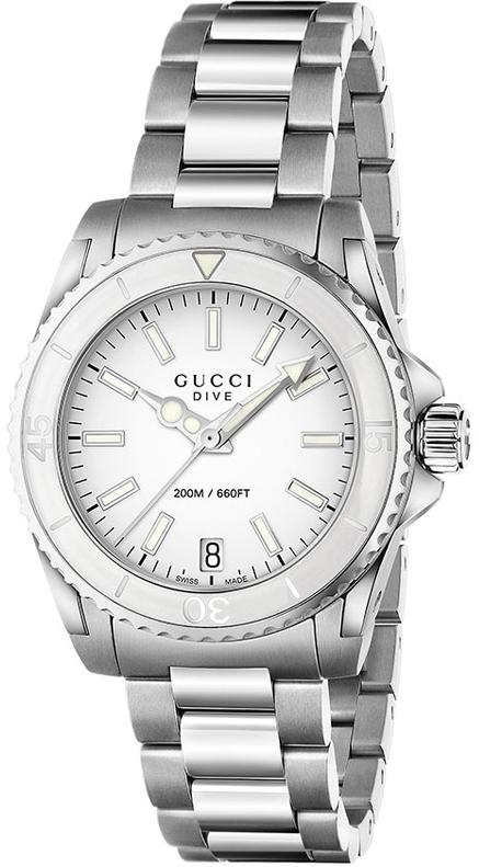 Наручные часы Gucci Dive YA136402