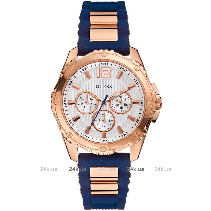 Наручные часы Guess Sport Steel 67 W0325L8