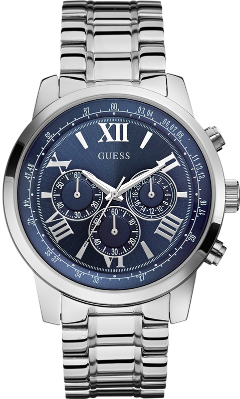 Наручные часы Guess Dress Steel Watch W0379G3